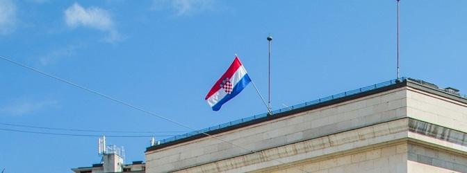 Die Verkehrsregeln von Kroatien geben unter anderem die zulässige Höchstgeschwindigkeit an.