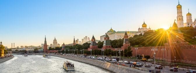 Die Verkehrsregeln gelten in Russland selbstverständlich auch für Touristen.
