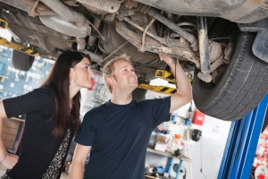 Eine defekte Bremsanlage oder Lenkung kann dazu führen, dass die Verkehrssicherheit wesentlich beeinträchtigt ist.