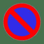 Verkehrszeichen 286 Eingeschränktes Halteverbot
