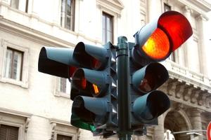 Rote Ampel: Wann blitzt der Blitzer?