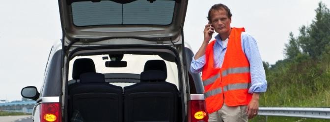 Die Warnwestenpflicht soll zur allgemeinen Verkehrssicherheit beitragen.