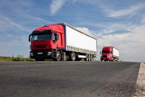 Wo gilt ein Wochenendfahrverbot für Lkw?